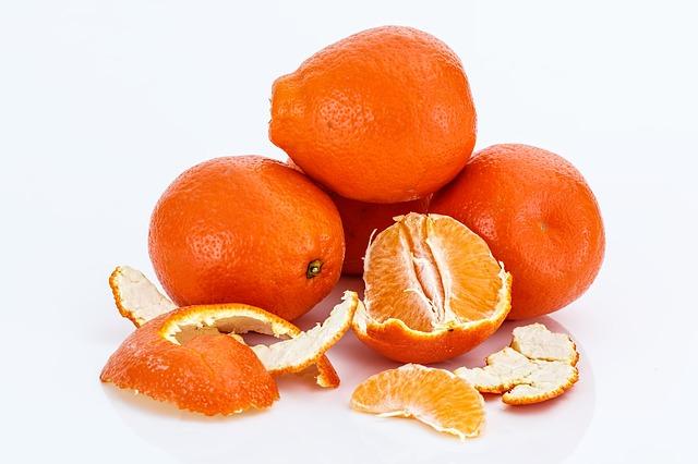 Oranžovo – červené smoothie