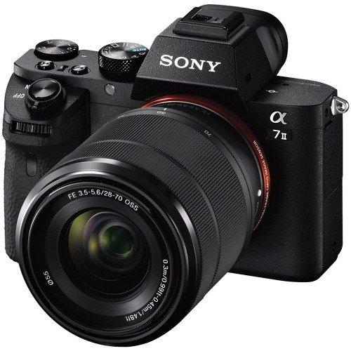 Sony Alpha 7II + objektiv 28–70mm