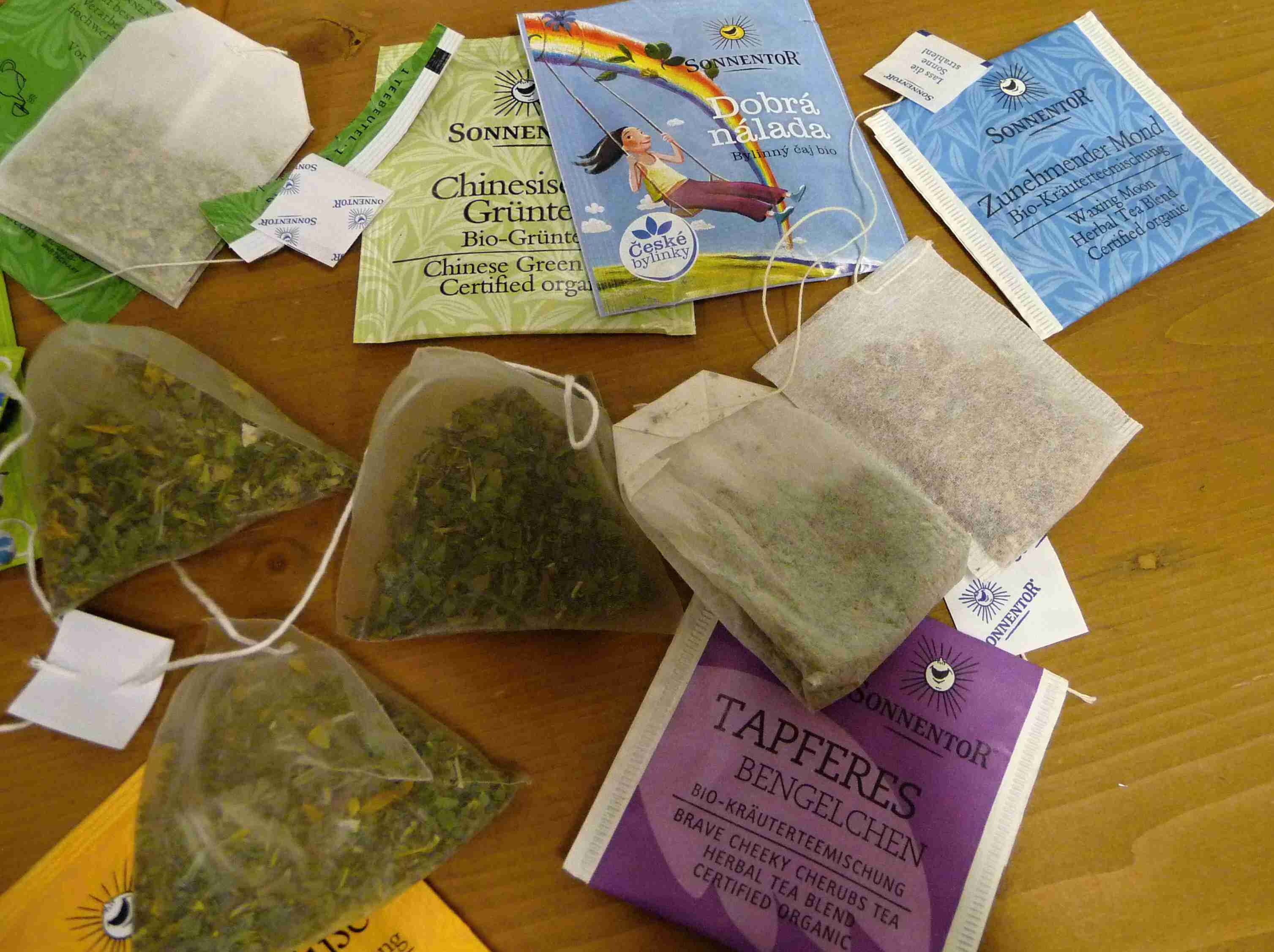 Na návštěvě v ráji bylinek a čajů