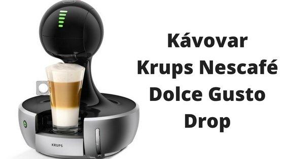 Krups Nescafé Dolce Gusto Drop KP350B