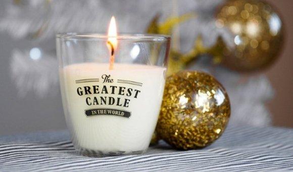 Nejúžasnější svíčka na světě – The Greatest Candle in the World