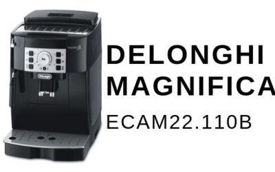 Recenze a představení: Esspresso DeLonghi Magnifica ECAM22.110B