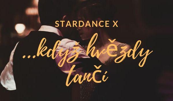 Kdo tančí ve Stardance 2019