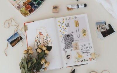 Jak si vytvořit svůj scrapbook