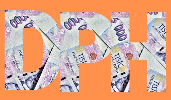 Číslo účtu pro zaplacení DPH