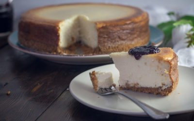 "Recept na Cheesecake ""New York"""