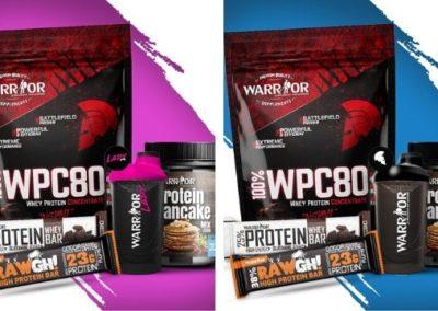 Proteinový mix – výhodný balíček
