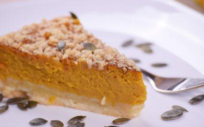 Dýňový cheesecake a pár slov o dýních navíc