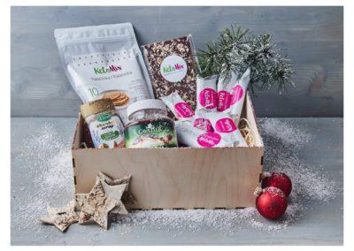 Ketomix vánoční balíček