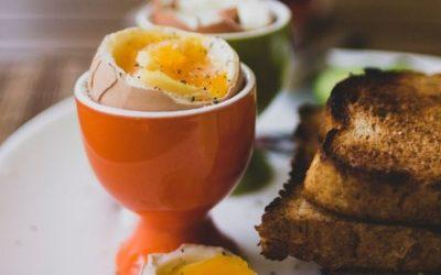 Jak uvařit vejce