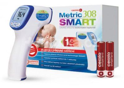 Cemio Metric 308 SMART Bezkontaktní teploměr s akční slevou 30 %