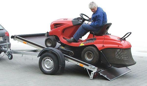 Jak udělat pravidelný servis u přívěsného vozíku