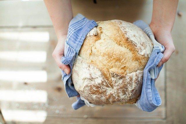 Jak upéct domácí chleba