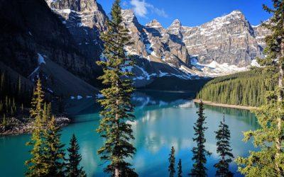 5 nejkrásnějších jezer na světě