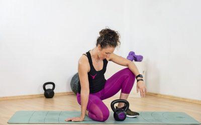 4 rady, jak cvičit doma
