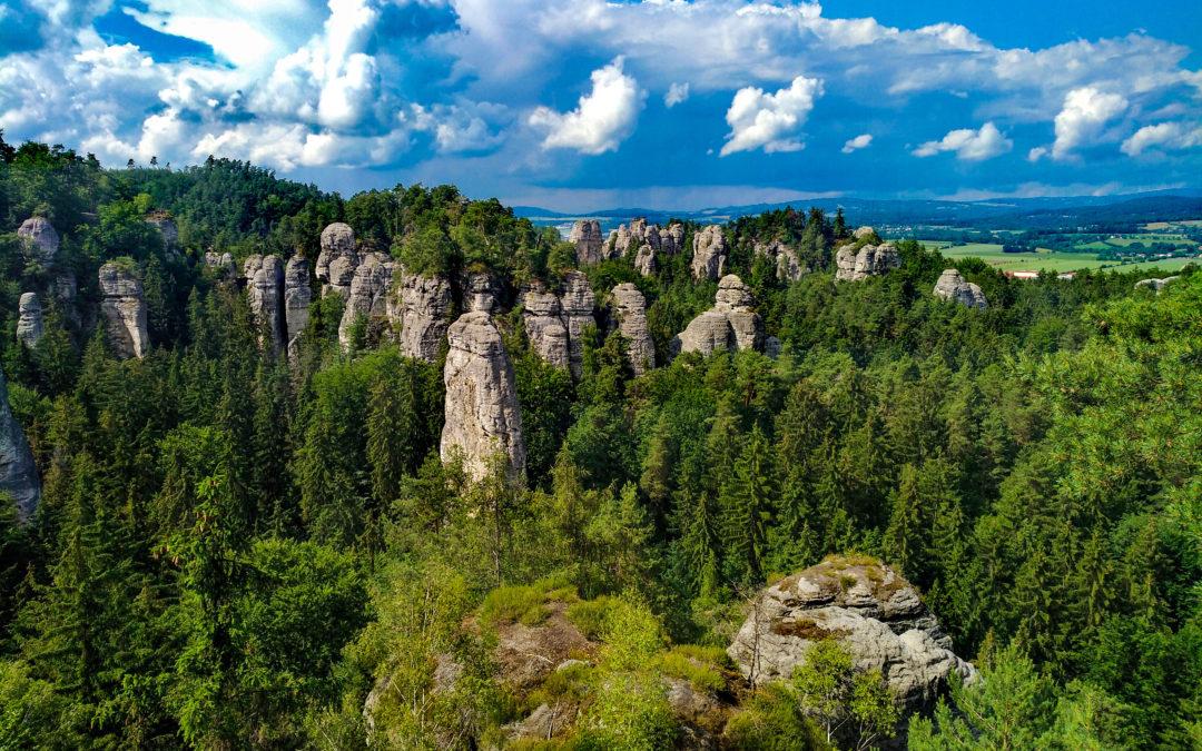 Pohádková dovolená v Českém ráji